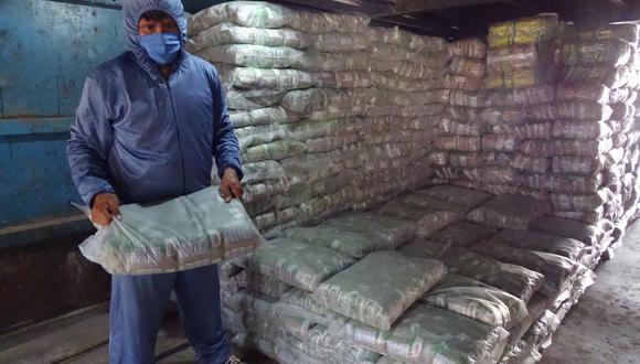 Loreto: comunidades del lejano distrito de Trompeteros reciben más de 87 toneladas de alimentos (Foto: Qali Warma)
