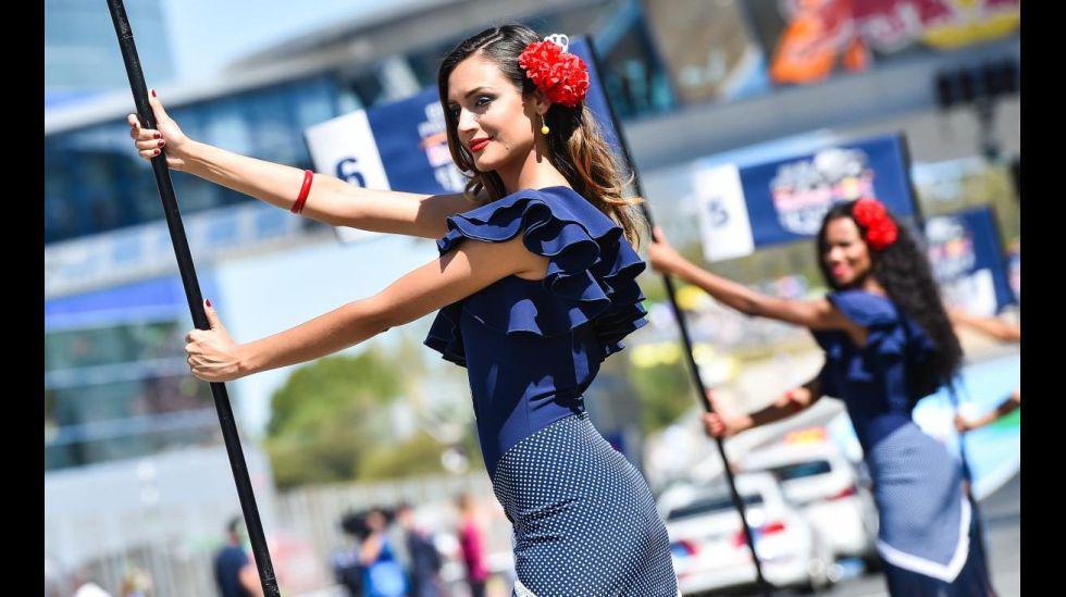 MotoGP: Las Paddock Girls se lucieron en España - 11