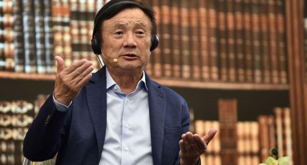 Ren Zhengfei es el fundador y dueño de Huawei. (Foto: Getty Images)