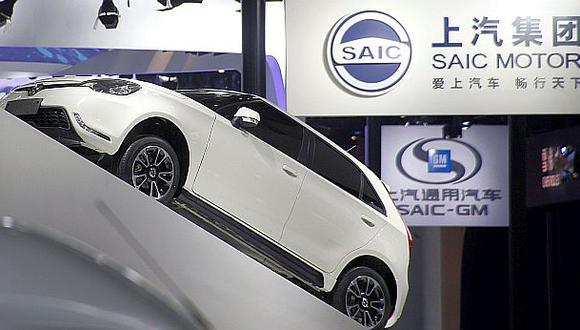 SAIC y Alibaba entran al mercado de autos conectados a Internet