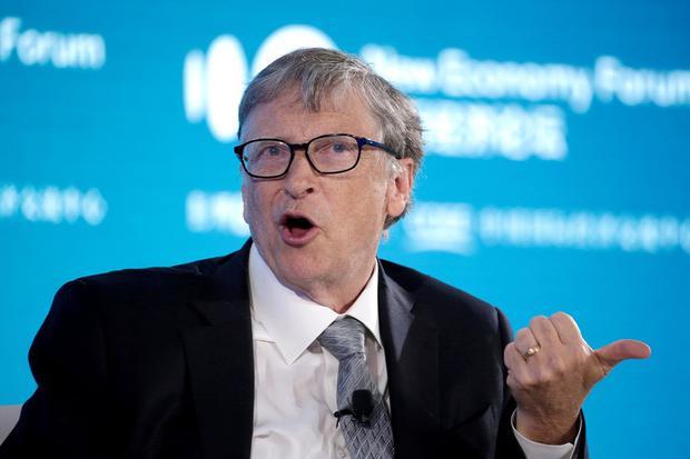 Bill Gates (foto: Reuters)