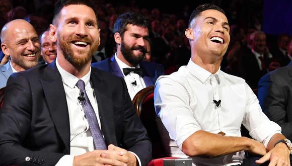 Cristiano Ronaldo y Lionel Messi han dominado el fútbol mundial en la última década. (Foto: EFE)