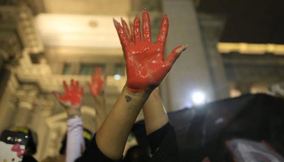 Número de feminicidios en el Perú continúa en aumento. (Foto: Jessica Vicente)