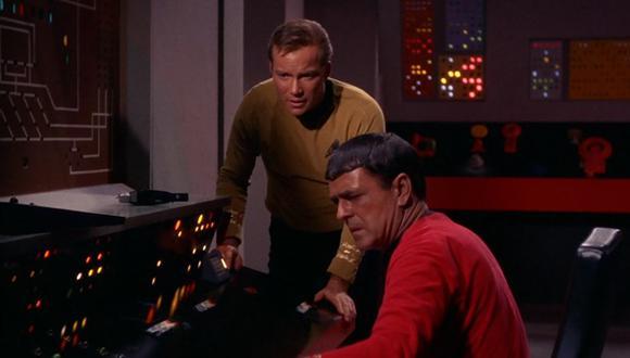 """Teletranspórtame, Scotty"", la columna de Rodrigo Fresán"