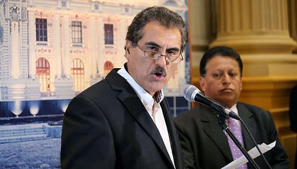Julio Gagó investigado: Informe final de Ética está casi listo