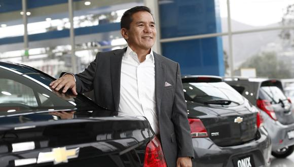 """""""En General Motors ya estamos totalmente listos para comenzar a operar, incluso, digitalmente"""", revela su gerente general en Perú, Marco Kohatsu. (Foto: César Campos/ GEC)"""