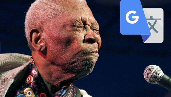 La traducción del cantante fue tendencia en redes sociales. (Foto: AP)