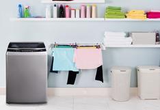 Cinco errores que debes evitar al usar la lavadora