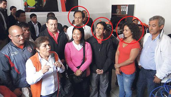 Fujimoristas viajaron con plata del Congreso el 2013 y 2014