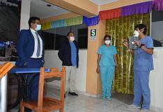 Abancay tiene ahora centros de atención temporal para pacientes con COVID-19