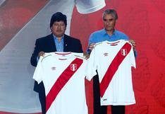 Edwin Oviedo negó que Juan Carlos Oblitas esté pensando en renunciar