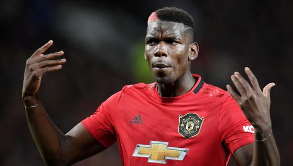 Paul Pogba llegó al Manchester United en la temporada 2016/17. (Agencias)
