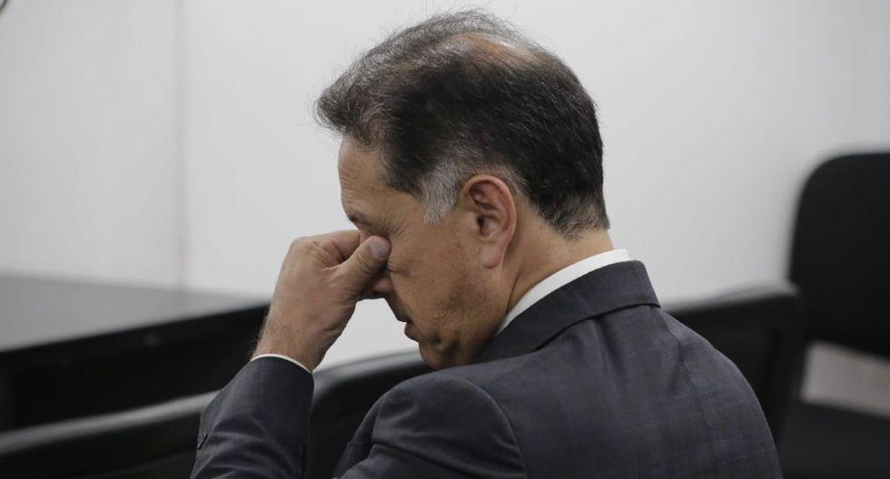 El empresario chileno Gerardo Sepúlveda no puede salir del país. La Fiscalía lo considera un testigo clave en el caso Interoceánica (Foto: César Zamalloa)