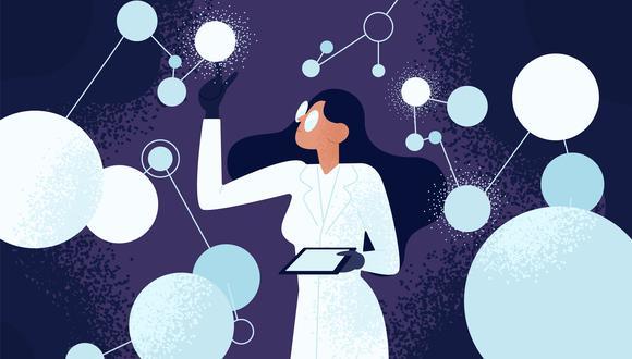 """A propósito del lanzamiento del Ebook """"A ciencia cierta: Miradas científicas para comprender la pandemia"""", Martín Tumay conversa con los científicos detrás de su configuración. (Foto: Shuttertock)"""