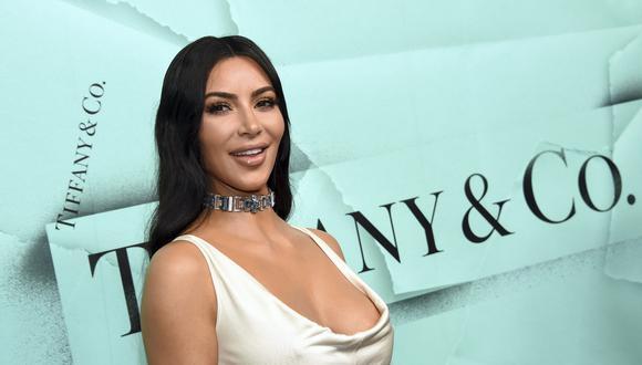 Kim Kardashian (Foto: AP)
