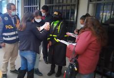 Huancayo: detienen a policía por pedir S/7.500 para asegurar cupo en escuela de suboficiales   VIDEO