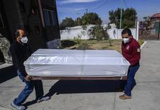 México registra 518 muertos por coronavirus en un día y 5.113 nuevos contagios