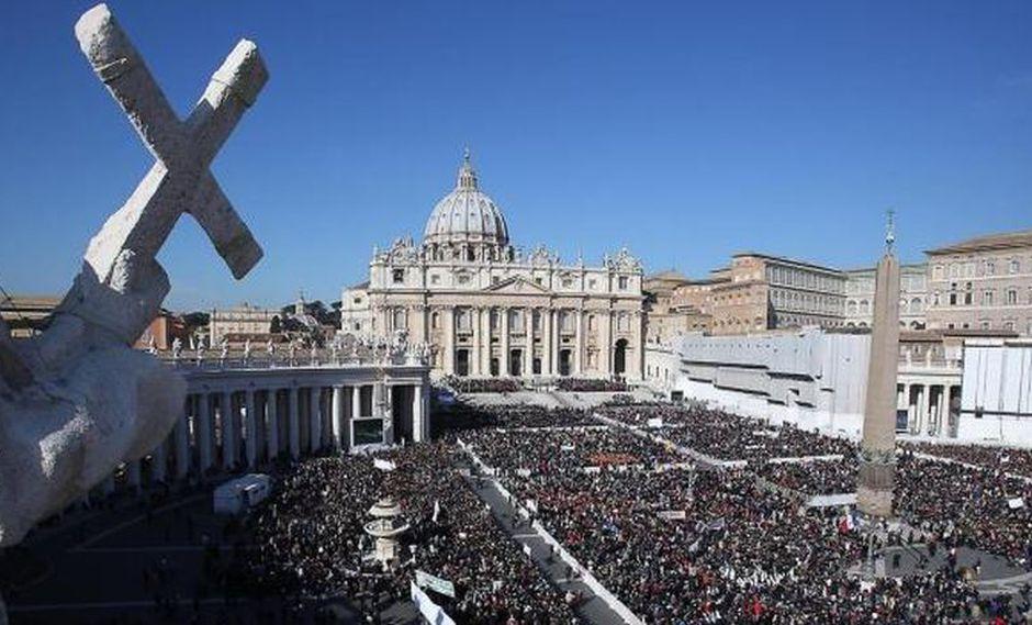 A pesar de no haber sido recibidos por el papa Francisco, la delegación consideró que el encuentro fue propiciado por él. (Foto: EFE / Referencial)