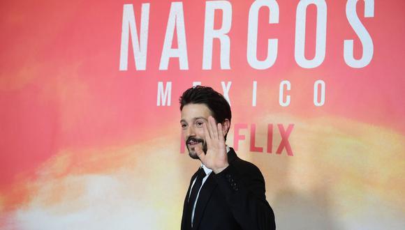 """Diego Luna dejará """"Narcos: México"""" y ahora podrá enfocarse en la serie de Disney+ de """"Star Wars"""". (Foto: Frederic J. Brown / AFP)"""