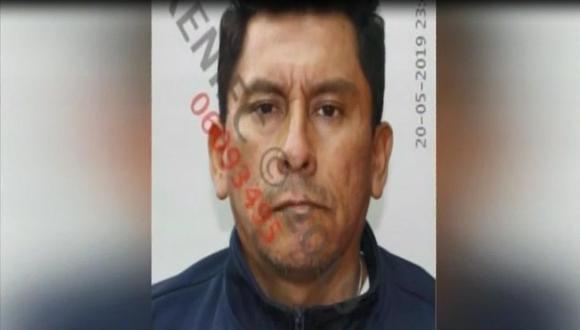 Edmar Quiñones Ávila fue asesinado a balazos esta madrugada. (Captura: América Noticias)