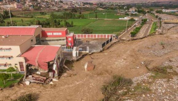 Emergencia en el sur: tres desaparecidos y 570 viviendas afectadas tras huaicos en Tacna y Moquegua