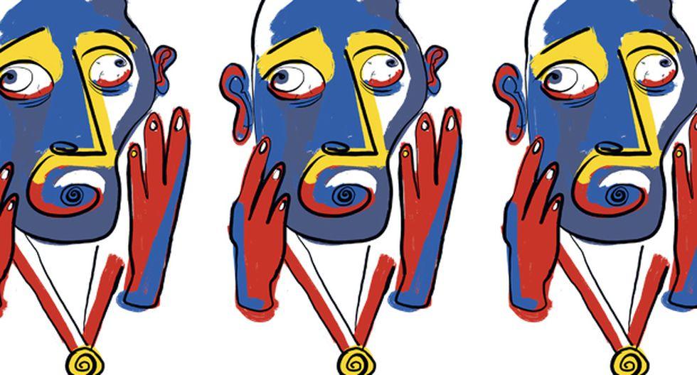 """Cuando se trata del poder, la locura muchas veces es un pretexto"" (Ilustración: Giovanni Tazza)"