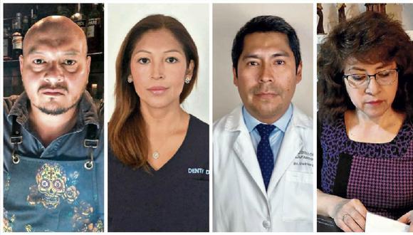 Los peruanos Omar Kuan, María Eugenia Cervantes, Gustavo Salazar y Malena Francia nos cuentan cómo viven la crisis por el coronavirus en Madrid, España.