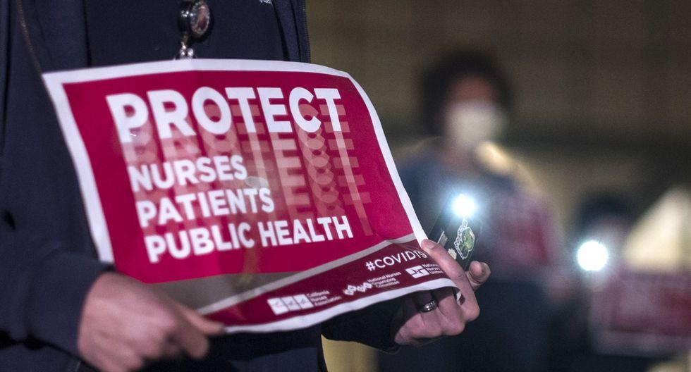 California toma medidas ante el avance del coronavirus. (Foto: AFP/Ringo Chiu)