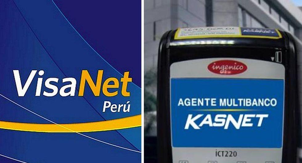 Visanet y Kasnet firmaron una alianza para que más de 7.500 bodegas y pequeños comercios acepten diversas tarjetas visa como medio de pago.