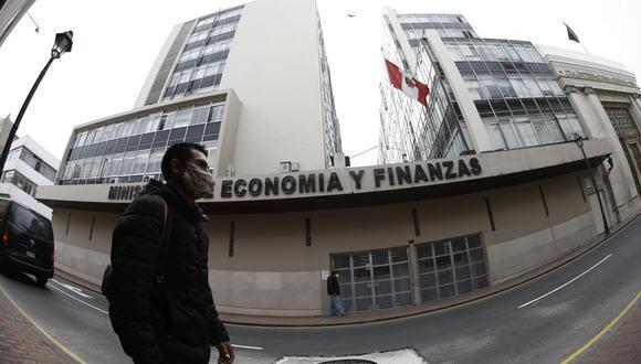Para el caso de la operación con el BID, la suma es de US$ 114.3 millones, según decreto emitido por el MEF. (Foto: Francisco Neyra / GEC)