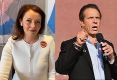 Una exasistente del gobernador de Nueva York, Andrew Cuomo, le acusa de abuso sexual