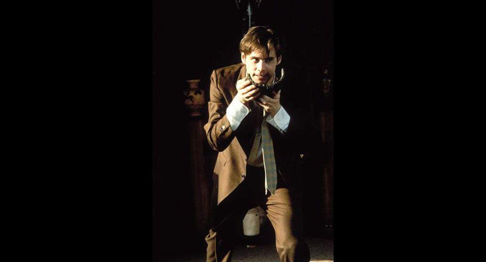 """""""The Mask"""" (""""La máscara"""") protagonizada por Jim Carrey. (Foto: New Line Cinema)"""