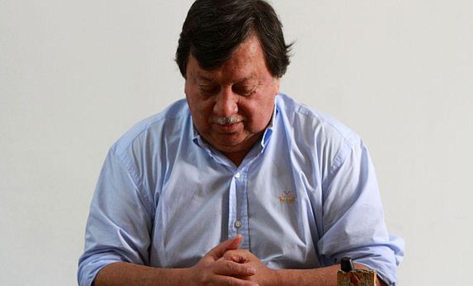 Congresista Roberto Angulo renunció a la bancada de Gana Perú