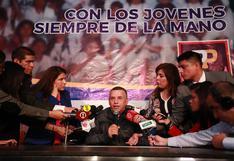 """Urresti asegura que estará """"en silencio"""" en primeros meses de Muñoz en Lima"""