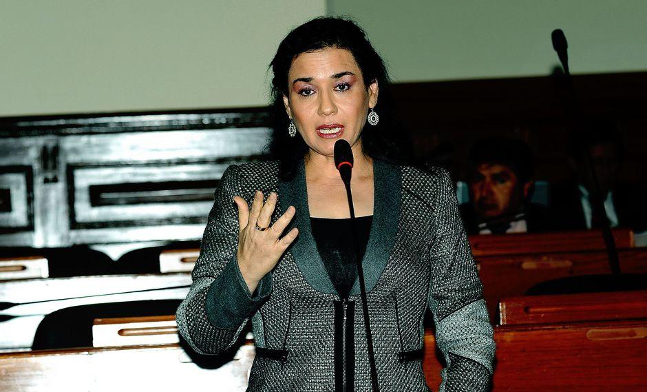 Rosa María Venegas Mello fue congresista de Unión por el Perú entre el 2006 y 2011. (Foto: Congreso)