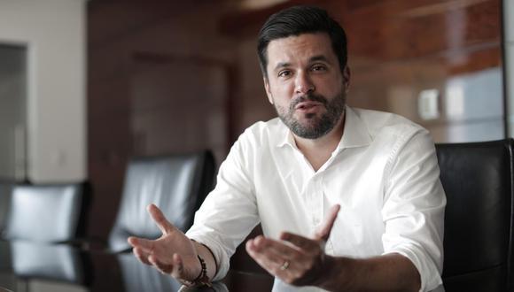 El abogado Javier Bedoya Denegri milita en el PPC desde el 2005. En el 2014 fue elegido como regidor distrital de San Isidro. (Foto: Anthony Niño de Guzmán | El Comercio)