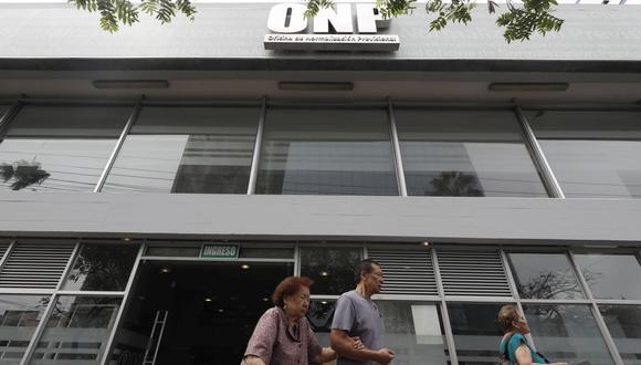 La ONP aseguró que canceló el proceso de licitación para la adquisición de merchandising | Foto: GEC