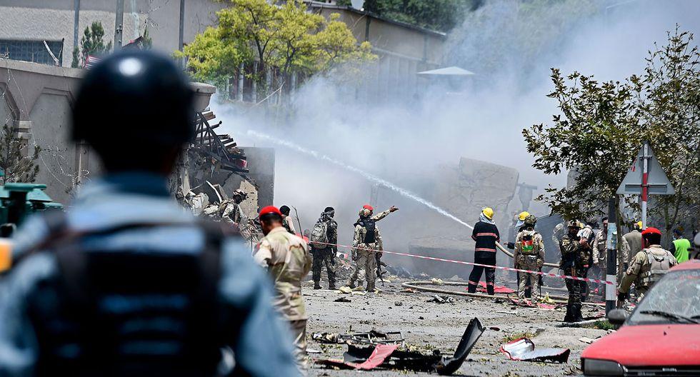 Los talibanes golpean el corazón de la política de Afganistán   - 4