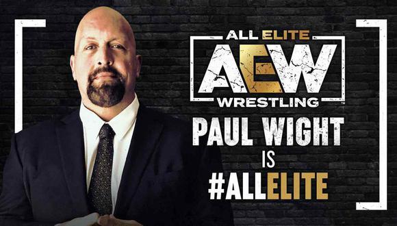 Big Show dejó WWE y se convirtió en nuevo luchador de AEW. (Foto: AEW)