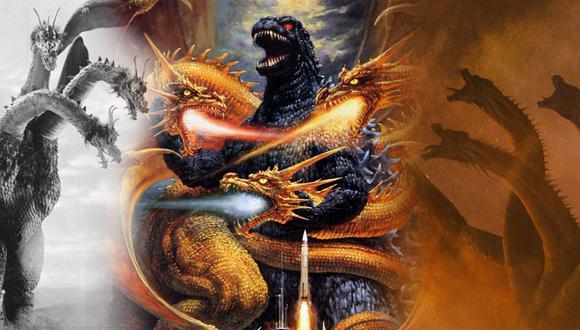 Godzilla 2: ¿quién es el Rey Ghidorah? Todo sobre el dragón de tres cabezas del espacio (Foto: Legendary)