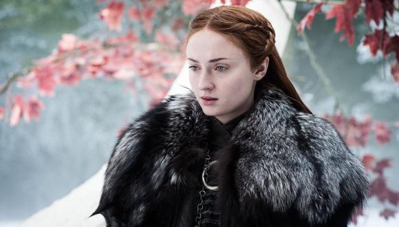 Sophie Turner muestra lo cansadas que eran las grabaciones en Game of Thrones. (Foto: HBO)