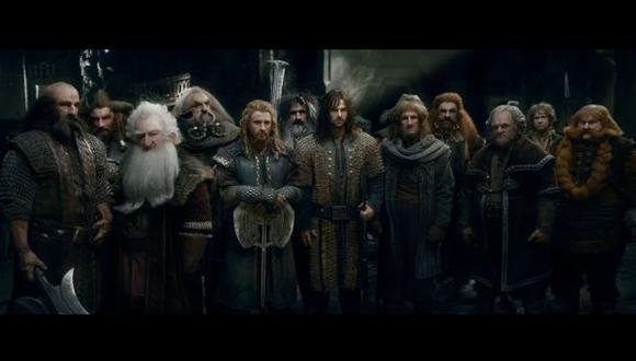 """Peter Jackson: """"Por primera vez matamos enanos en 'El Hobbit'"""""""