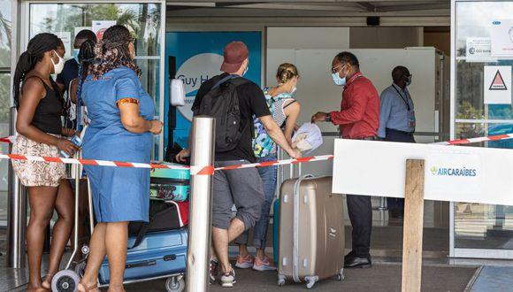 Coronavirus: Francia realizará test virológicos a viajeros procedentes de zonas en riesgo. (Foto: jody amiet / AFP).