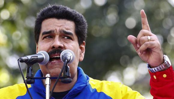 Maduro inhabilitará a quien entre en aventuras golpistas