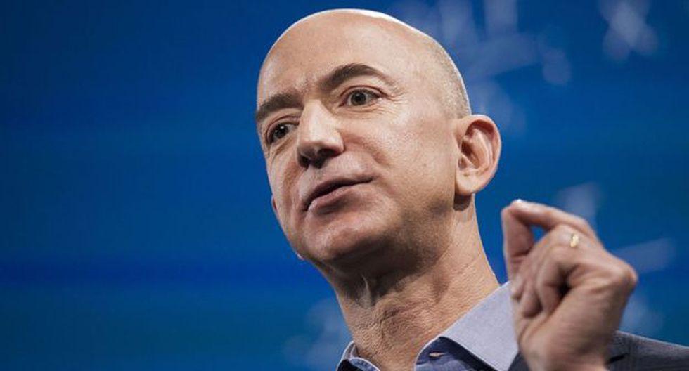 Fundador de Amazon, Bezos además de el hombre más rico del mundo es dueño de The Washington Post, diario crítico con el presidente. (Foto: Getty Images)