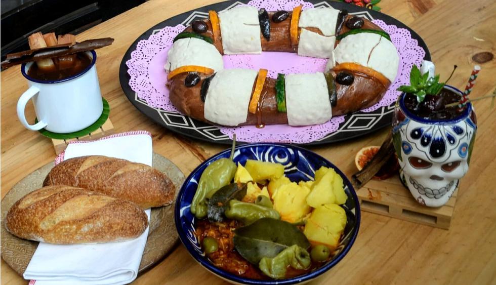 El bacalao, suele estar presente en la cena navideña de los mexicanos. (Foto: Samantha Aguilar)