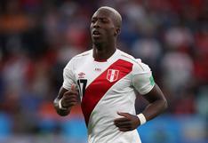 Luis Advíncula no irá a la Copa América para ir a jugar el ascenso con Rayo Vallecano