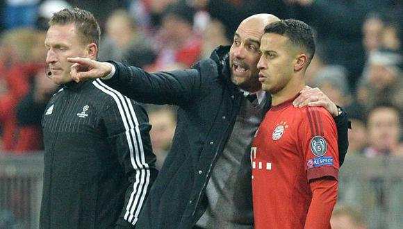 La 'amenaza' de Pep para motivar al Bayern en la prórroga