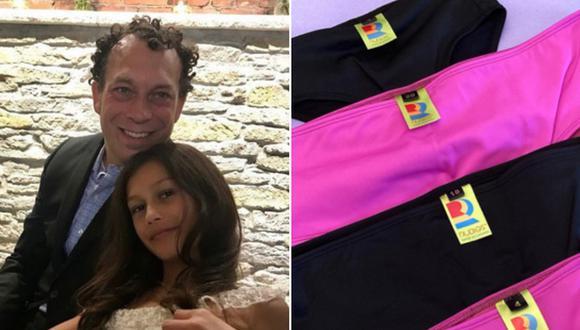 Un padre, inspirado en su hija, optó por diseñar una línea de trajes de baño para niños trans. Su accionar ha causado sensación en Internet. (Foto: @rubiesdad / Instagram)