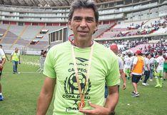 Juan Carlos Bazalar, técnico del Credicoop de Juliaca, confirmó que dio positivo a prueba de coronavirus